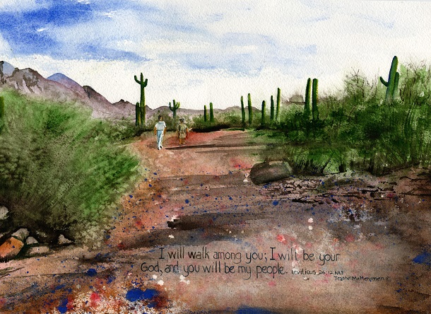 I Will Walk by Jeanne McMenimen
