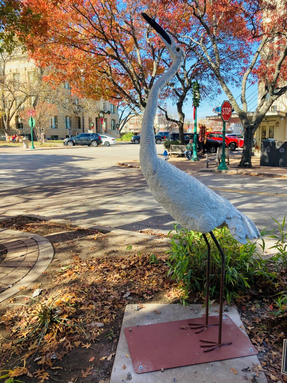"""Uncommon Egret"" by Marla Ripperda"